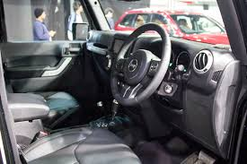 jeep wrangler storage auto expo 2016 jeep wrangler unlimited showcased throttle blips