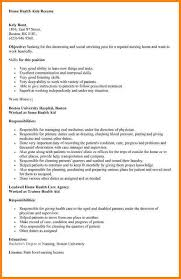 Home Health Care Job Description For Resume by Cna Job Duties Cna Skills For Resume Jianbochen Com Examples Of