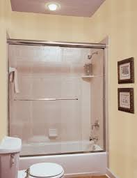 frameless glass tub doors bypass shower enclosures phoenix arizona