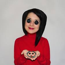 Scary Costumes Halloween Awesome Coraline Costume Mother Holidays Halloween