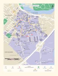 Stony Brook Map Rutgers University College Avenue Campus Map New York