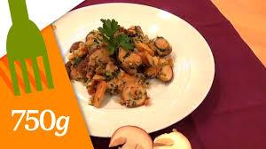 comment cuisiner les cepes frais recette de cèpes à la bordelaise 750 grammes
