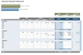 Tracking Project Costs Template Excel 32 Free Excel Spreadsheet Templates Smartsheet