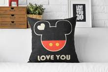 Mickey Mouse Chair Covers Popular Mickey Cushion Buy Cheap Mickey Cushion Lots From China