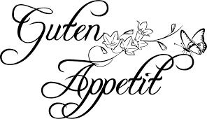 guten appetit sprüche wandtattoo schriftzug guten appetit für ihre küche guten appetit