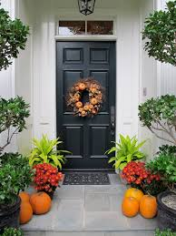 Handmade Decor For Home by Home Design Ideas Fall Front Door Decorations Door Decorating