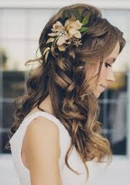 fleurs cheveux mariage coiffure femme cheveux pour mariage coupe de cheveux