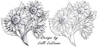 sunflower flash design by lavonne on deviantart