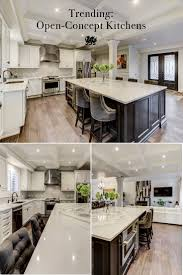 Open Concept Kitchen by Open Concept Kitchens Are Perfect For Entertaining Especially
