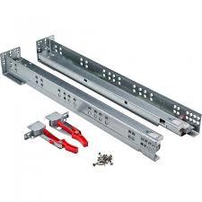 drawer slide locking mechanism king slide皰 1a88f push to open soft drawer slides rockler