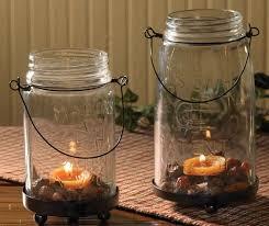 Mason Jar Tea Light Holder 896 Best Candle Love 2 Images On Pinterest Country Decor