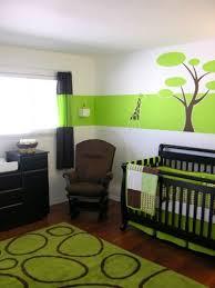 chambre b b vert déco chambre bébé vert