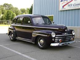 sedan 4 door 1948 ford 4 door maroon sedan pep cars
