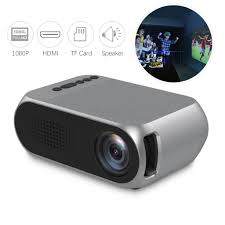 yg320 mini led home theater projector support 1080p