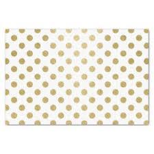 gold foil tissue paper faux foil craft tissue paper zazzle