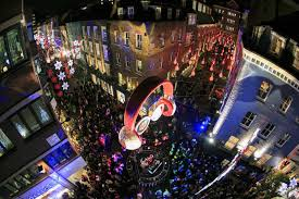 london christmas lights 2015 when and where to watch all the