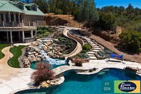 custom pool features premier pools u0026 spas