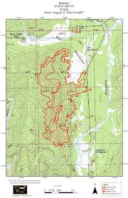 Current Wildfire Map Idaho idaho fire information bearskin fire continues to grow northeast