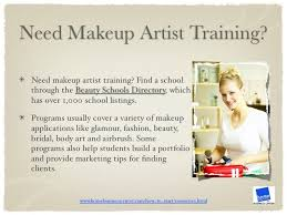 need a makeup artist how to become a makeup artist