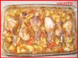 cuisine poulet au four poulet au four à ma façon recette ptitchef