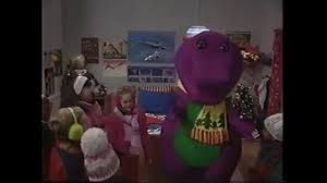 barney u0026 the backyard gang waiting for santa 1990 hd part 3 youtube