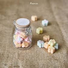 wedding souvenir wedding souvenir marshmallow in the jar by kanoo paper gift