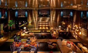 Luxury Lobby Design - luxury lifestyle the paramount hotel in new york