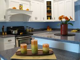 blue kitchen cabinets ideas kitchen wall paint color ideas with white cabinets kitchen