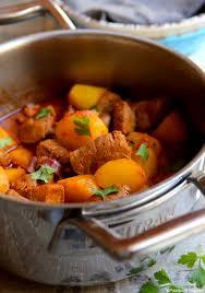 cuisiner sauté de porc sauté de porc au chorizo en cocotte