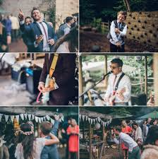 festival vibes for a magical woodland wedding in whitby love my