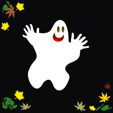 cartoon ghost halloween background guess how many calories are in a trick or treat bag eat out eat