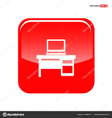 telecharger icone bureau icône de bureau office image vectorielle ibrandify 134503472