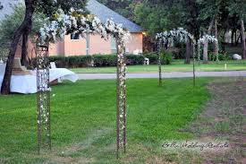 wedding arches okc wedding arches wedding altars wedding ceremony arches arches