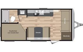 Keystone Rv Floor Plans 2018 Keystone Rv Summerland Mini 1850fl Travel Trailer Point