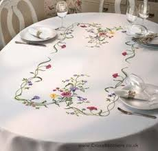972 best embroidery pastel skilled table cloths bedspreads