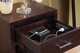 ikea charging station smartcenter side table ikea nightstand charging station ballard