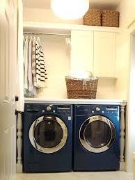 closet laundry closet ideas small laundry room makeover our