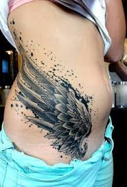 tattoo placement on stomach side stomach wing tattoo ideas unique placement my tat