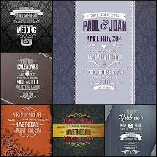 Invitations Cards Free Wedding Invitation Cards With Ornate Patterns Free Download