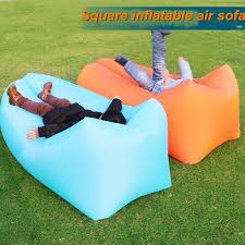 air sofa fast inflatable laybag hangout air sofas camping sleeping