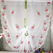 Cheap Cafe Curtains Remarkable Cafe Kitchen Curtains And Popular Cafe Kitchen Curtains