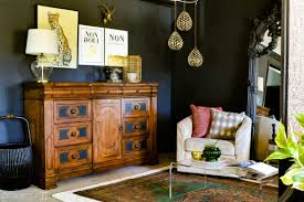 vintage eclectic foyer and sitting room reveal domicile 37