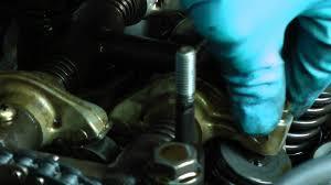 adjusting valves on your car youtube