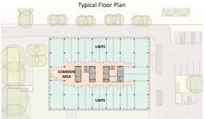 Floor Plans For Real Estate Micro Units And Shared Living Space Crystal City Welive Concept