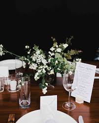 cheap table centerpieces affordable wedding centerpieces that still look elevated martha