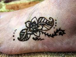 foot tattoos design flowers stars ideas women symbol henna