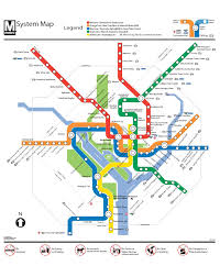 Maryland Metro Map by Just Up The Pike September 2006
