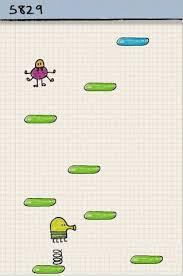 doodle jump ios doodle jump the most addictive iphone yet apple gazette