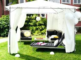 Outdoor Gazebo With Curtains Outdoor Curtains For Gazebo Gazebo Curtains Photos Concept Outdoor