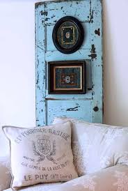 30 modern wall decor ideas recycling wood doors for unique